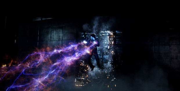 THE AMAZING SPIDER-MAN 2 Electro Image