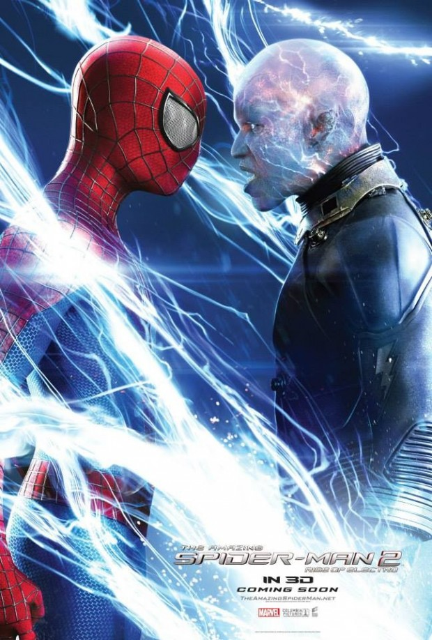 THE AMAZING SPIDER-MAN 2 Poster 01
