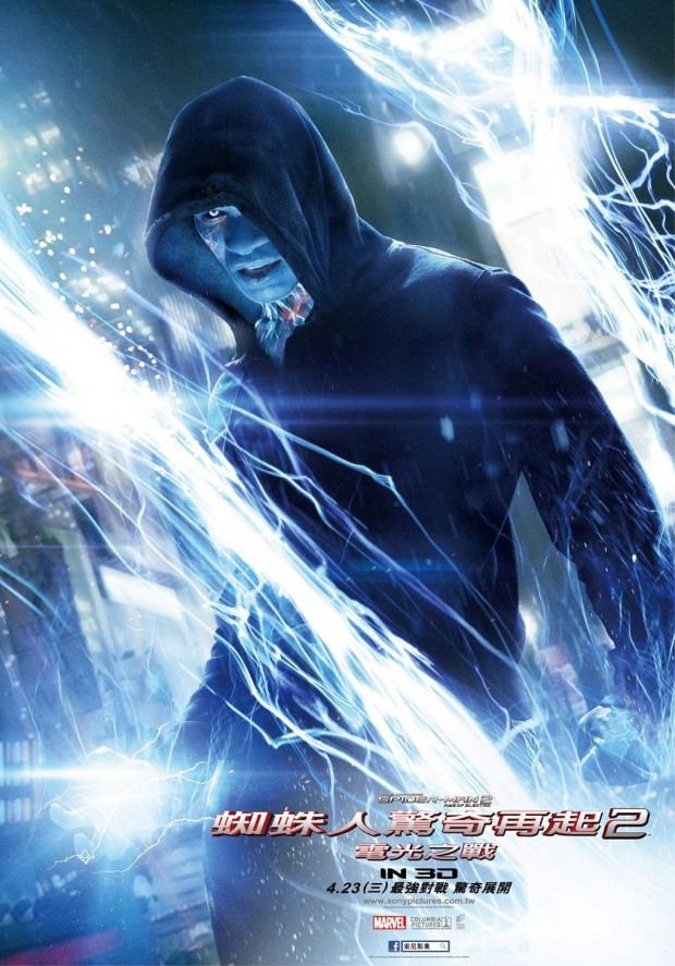 THE AMAZING SPIDER-MAN 2 Poster 02