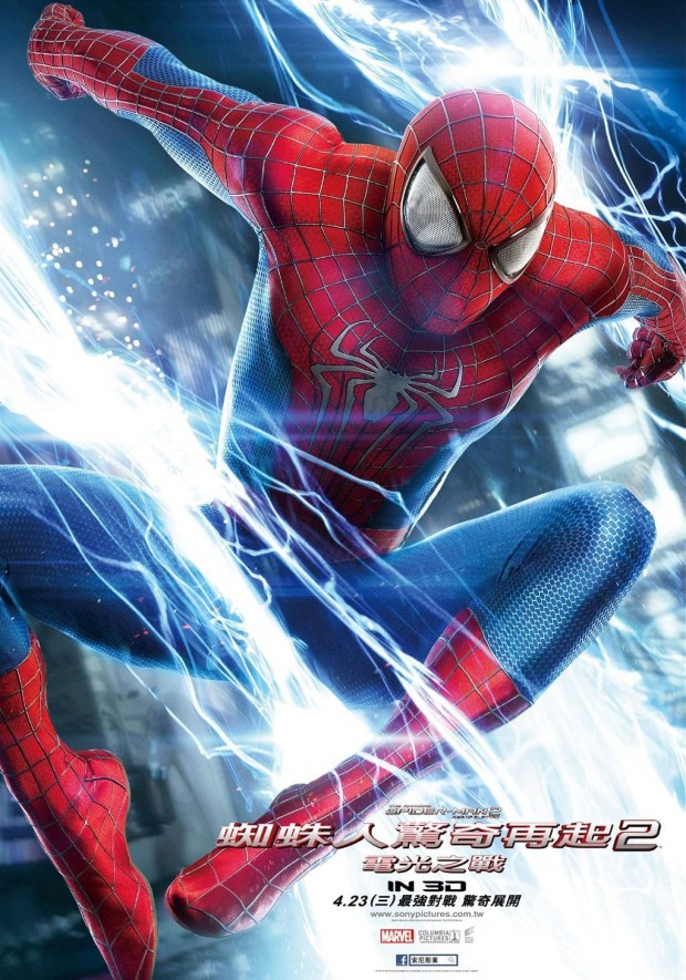 THE AMAZING SPIDER-MAN 2 Poster 03