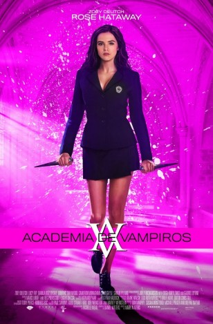 VAMPIRE ACADEMY Character Poster 01