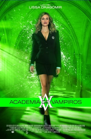 VAMPIRE ACADEMY Character Poster 02