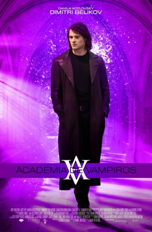 VAMPIRE ACADEMY Character Poster 03