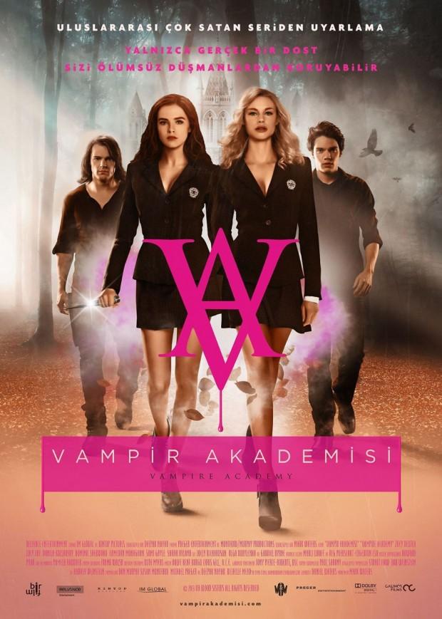 VAMPIRE ACADEMY Poster 01