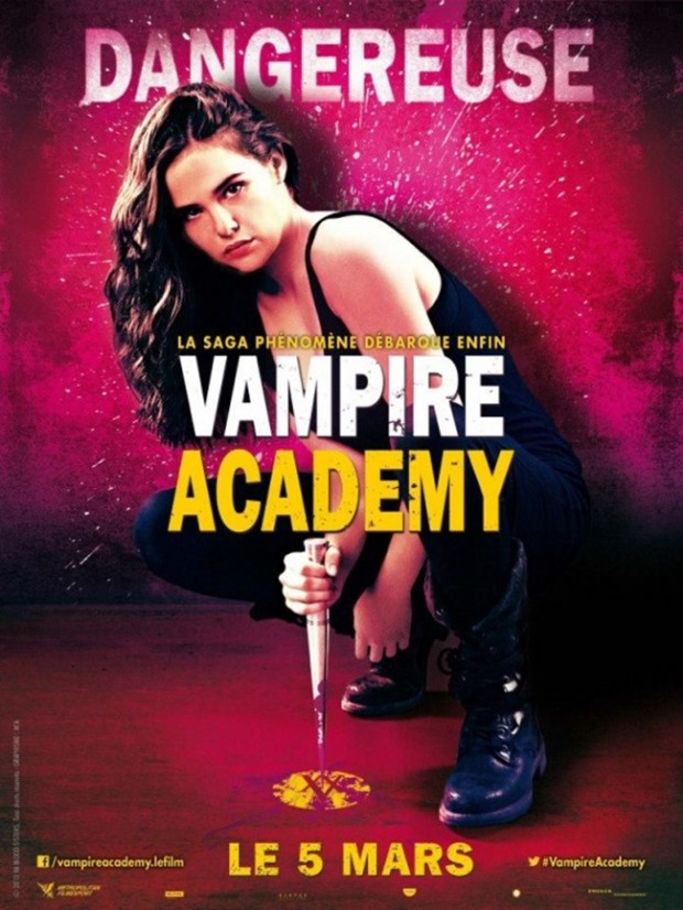 VAMPIRE ACADEMY Poster 02