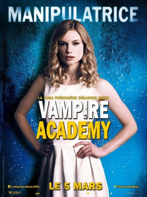 VAMPIRE ACADEMY Poster 03