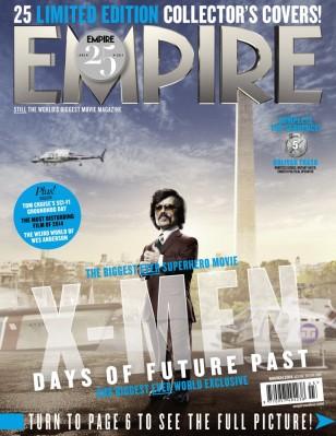 X-MEN DAYS OF FUTURE PAST Bolivar Trask