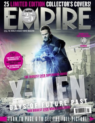 X-MEN DAYS OF FUTURE PAST Future Iceman