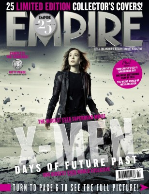 X-MEN DAYS OF FUTURE PAST Future Kitty