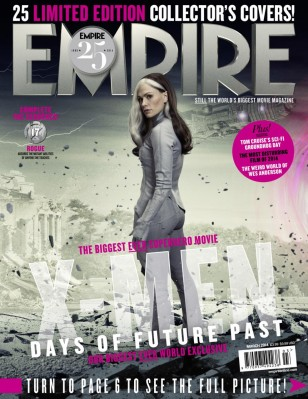 X-MEN DAYS OF FUTURE PAST Future Rogue
