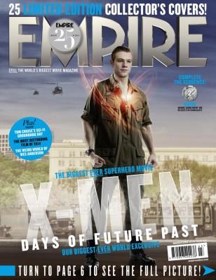 X-MEN DAYS OF FUTURE PAST Havok Cover
