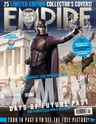 X-MEN DAYS OF FUTURE PAST Magneto Cover