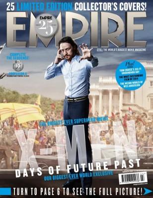 X-MEN DAYS OF FUTURE PAST Professor X Cover