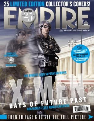 X-MEN DAYS OF FUTURE PAST Quicksilver Cover
