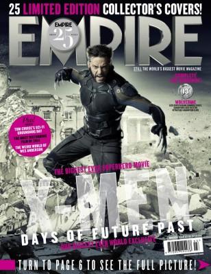 X-Men Days Of Future Past Hugh Jackman