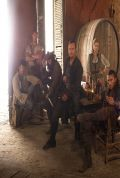 BLACK SAILS Season 1 Promos and stills, Starring Jessica Parker Kennedy