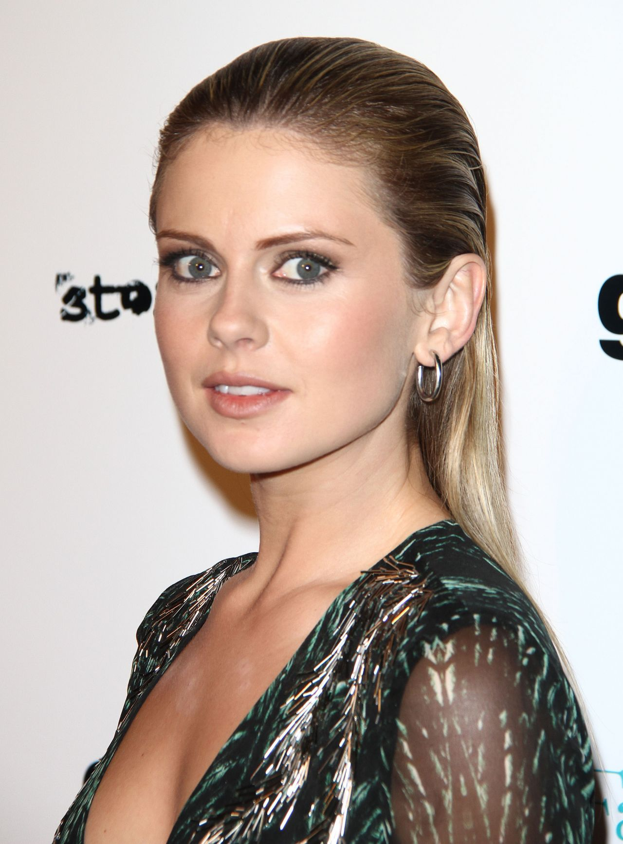 BRIGHTEST STAR Premiere in Los Angeles - Rose McIver