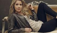 Emily Bett Rickards - ARROW (TV Series) Cast Portraits