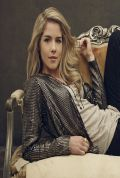 Emily Bett Rickards - ARROW (TV Series) Cast Portraits