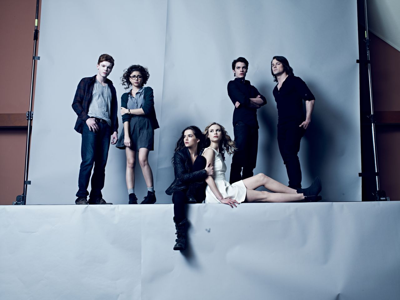 New VAMPIRE ACADEMY Promo Photos (+10)