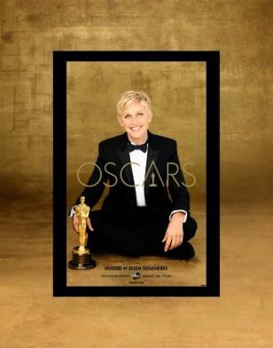 Ellen Degeneres Oscar 2014 Promo