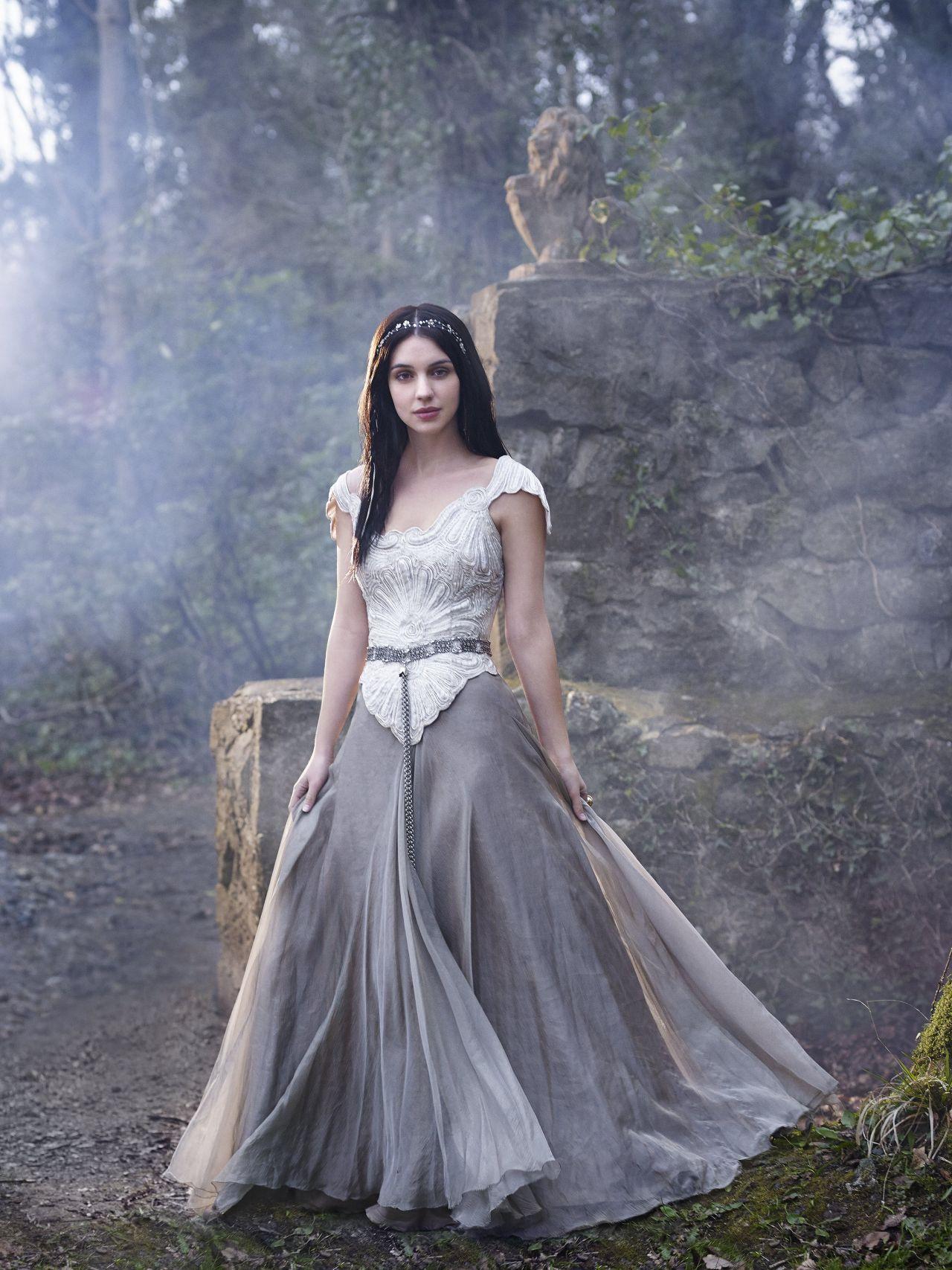 REIGN TV Series Promoshoot - Adelaide Kane