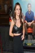 THAT AWKWARD MOMENT Red Carpet in Los Angeles - Addison Timlin