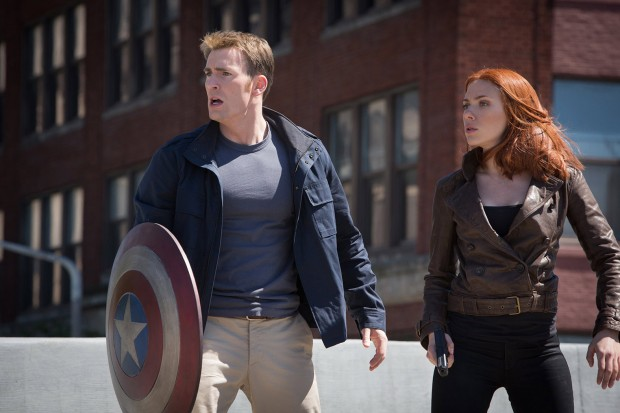 CAPTAIN AMERICA THE WINTER SOLDIER Images