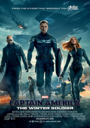 CAPTAIN AMERICA THE WINTER SOLDIER Poster 02