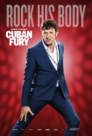 CUBAN FURY Poster 02