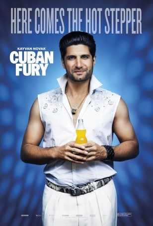 CUBAN FURY Poster 04