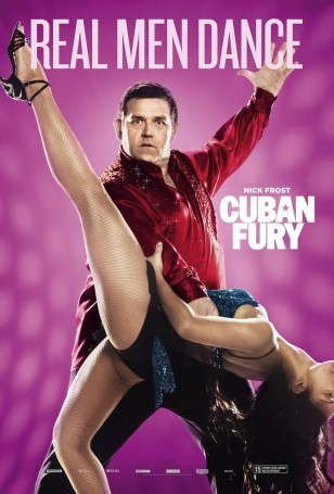 CUBAN FURY Poster 05