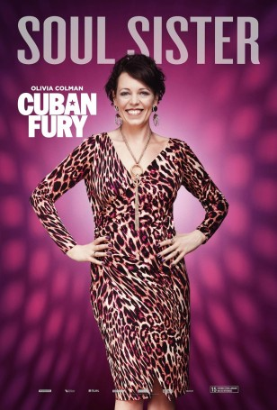 CUBAN FURY Poster 06