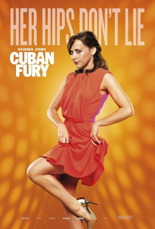 CUBAN FURY Poster 07