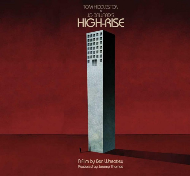 HIGH RISE First Artwork