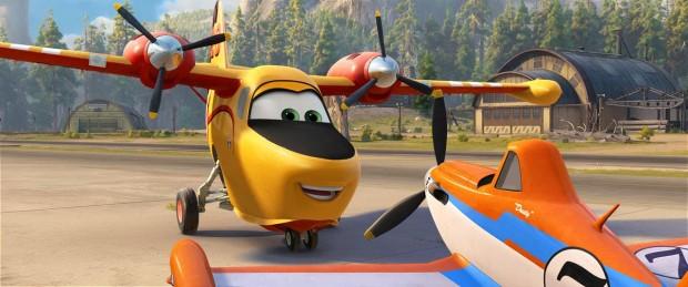 Planes Fire & Rescue Image