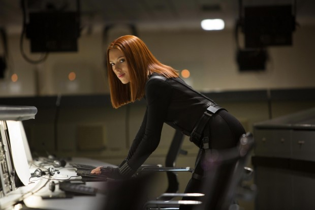 Captain Scarlett Johansson - America: The Winter Soldier