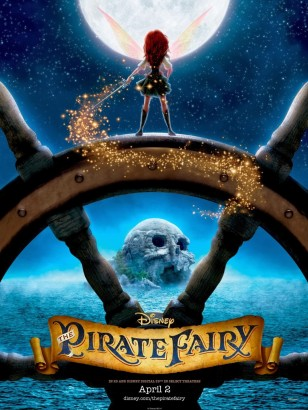 THE PIRATE FAIRY Poster 01