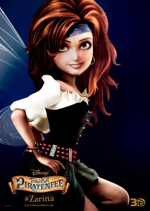 THE PIRATE FAIRY Poster 05