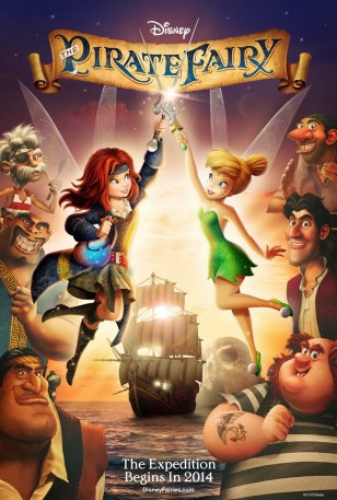THE PIRATE FAIRY Poster 06