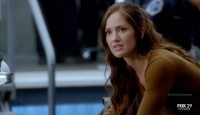 ALMOST HUMAN Minka Kelly