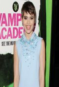 Sami Gayle Red Carpet Photos - VAMPIRE ACADEMY Premiere in Los Angeles