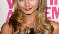Stefanie Scott on Red Carpet - VAMPIRE ACADEMY Premiere in Los Angeles