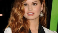 VAMPIRE ACADEMY Premiere in Los Angeles - Debby Ryan