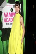 VAMPIRE ACADEMY Premiere in Los Angeles - Olga Kurylenko Red Carpet Photos